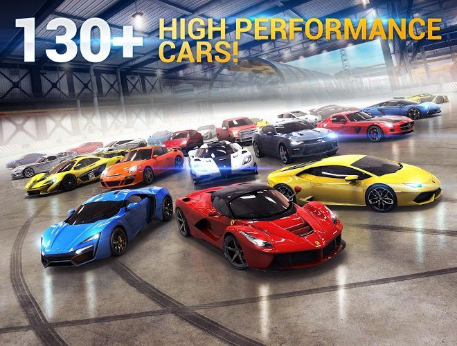 Spustit Asphalt 8: Airborne on PC 4