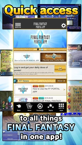 Play Final Fantasy Portal on PC 3