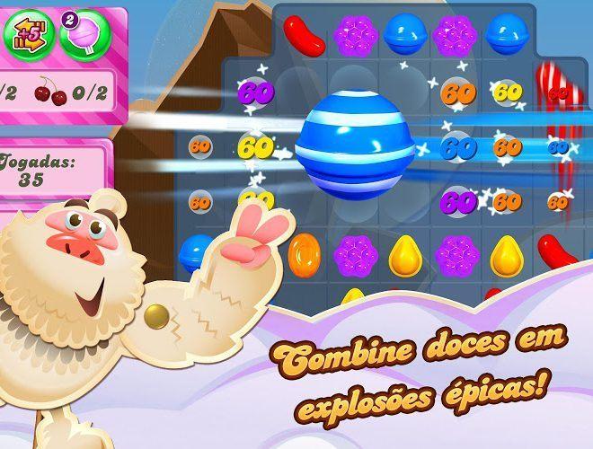 Jogue Candy Crush para PC 16