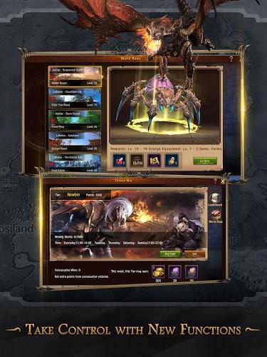 Play Dragon Revolt – Classic MMORPG on PC 13
