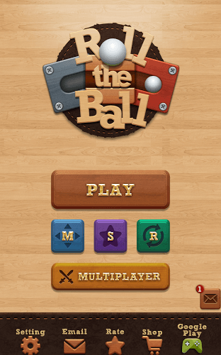 Играй Roll the Ball На ПК 12