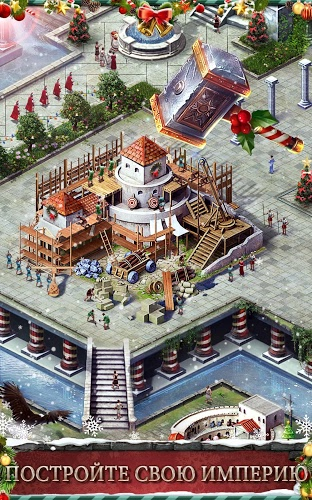 Играй Empire War: Age of Heroes На ПК 5