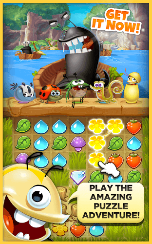 Chơi Best Fiends – Puzzle Adventure on PC 14