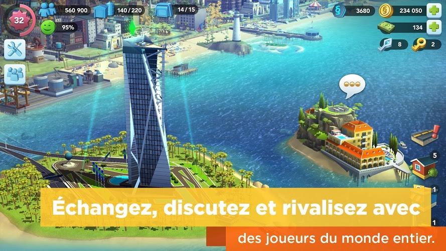 Jouez à  SimCity BuildIt sur PC 5
