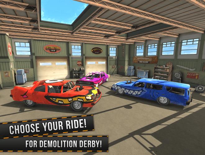 Play Demolition Derby Multiplayer on PC 8