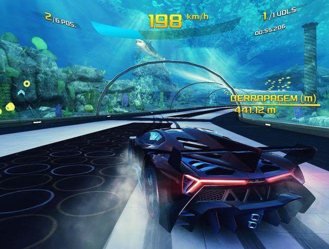 Jogue Asphalt 8: Airborne para PC 20