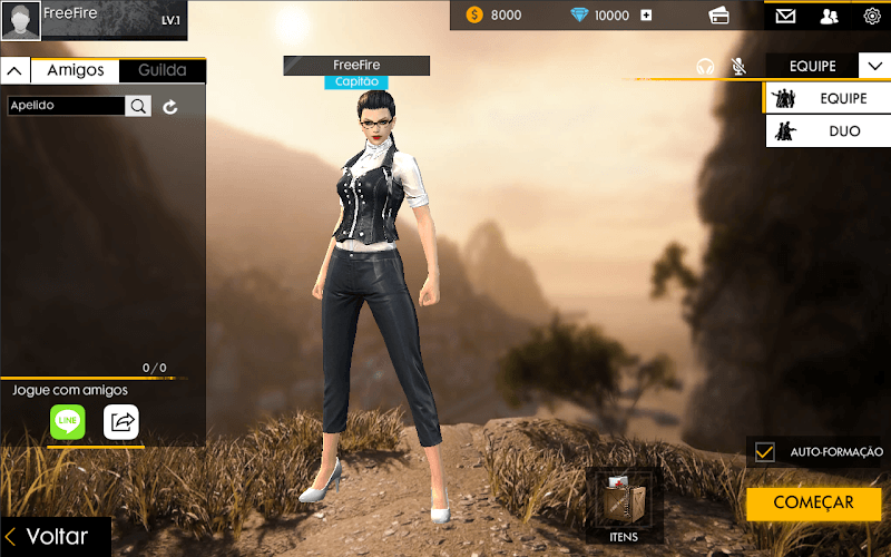 Juega Free Fire Battlegrounds En Pc Y Mac