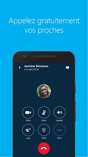 Jouez à  Skype sur PC 6
