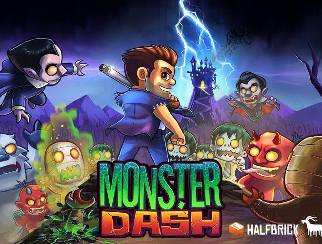 Play Monster Dash on pc 9