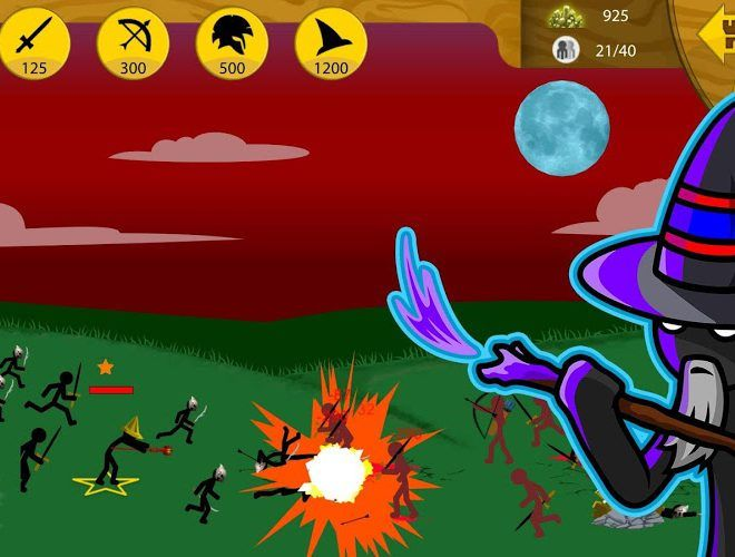 Играй Stick War: Legacy На ПК 14