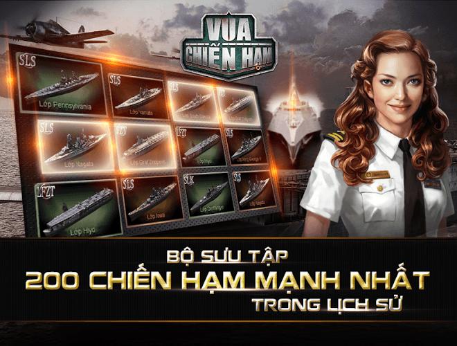 Chơi Vua Chien ham on PC 9
