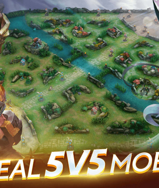 Play Arena of Valor: 5v5 Arena Game on PC 3