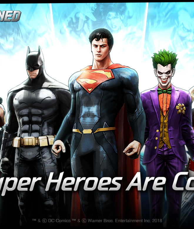 Play DC: UNCHAINED on PC 3