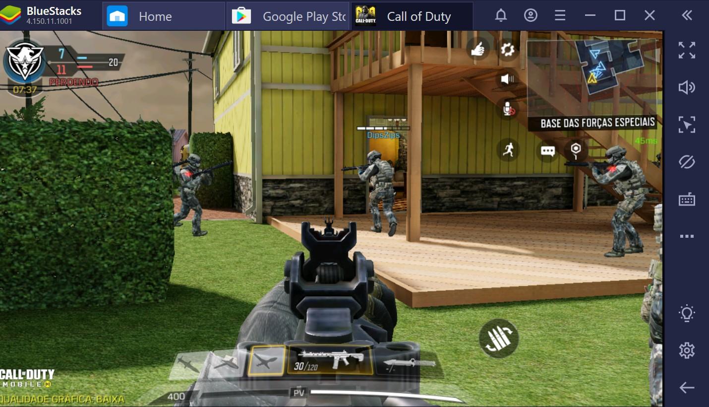 Call of Duty Mobile no PC: as novidades da atualização da Temporada 3