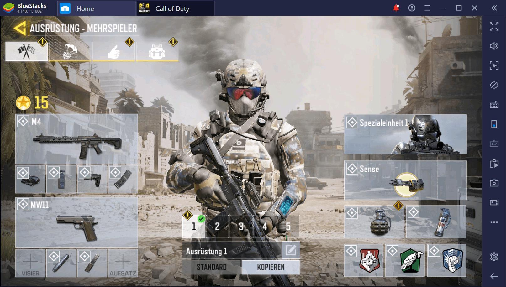 Call of Duty Mobile auf dem PC spielen: Die besten Einstellungen für CoD – Grafik, Gameplay und Steuerung