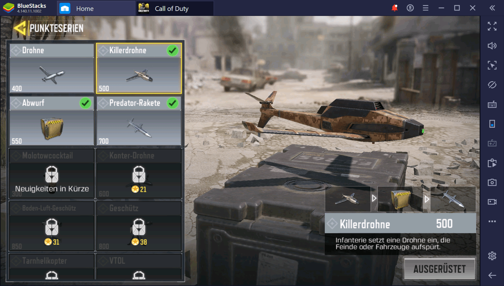 Call of Duty: Mobile auf dem PC - Protips und Tricks