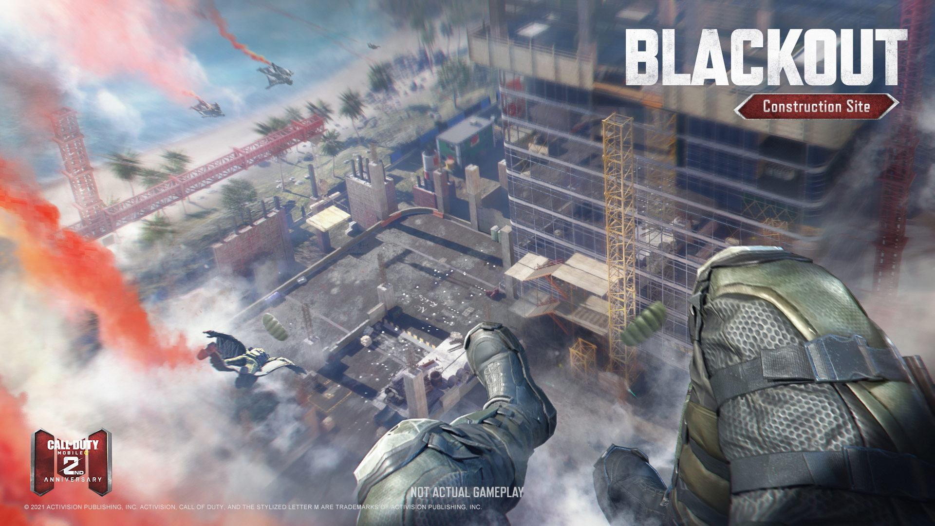 Call of Duty: Mobile – A Closer Look at the New Battle Royale 'Blackout' Map