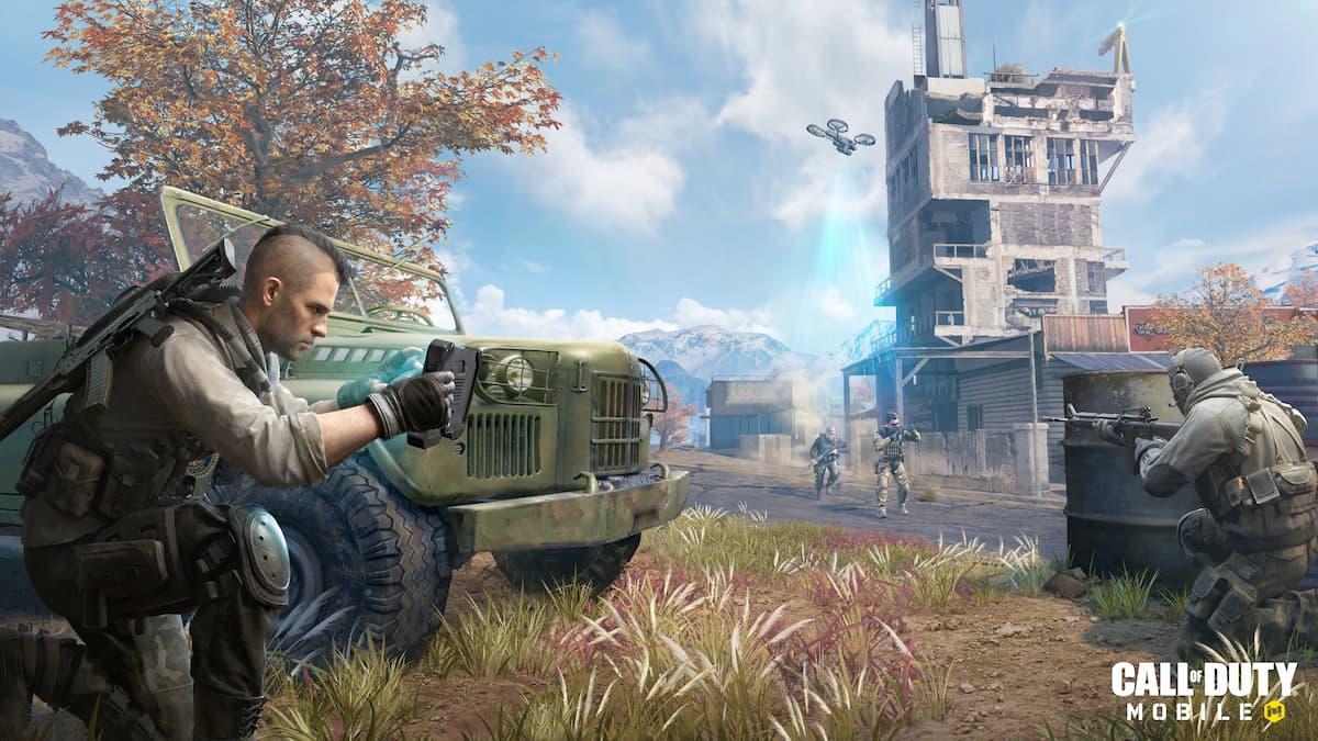 لعبة Call Of Duty: Mobile الموسم الثامن – خرائط ومشغل وأسلحة جديدة والمزيد