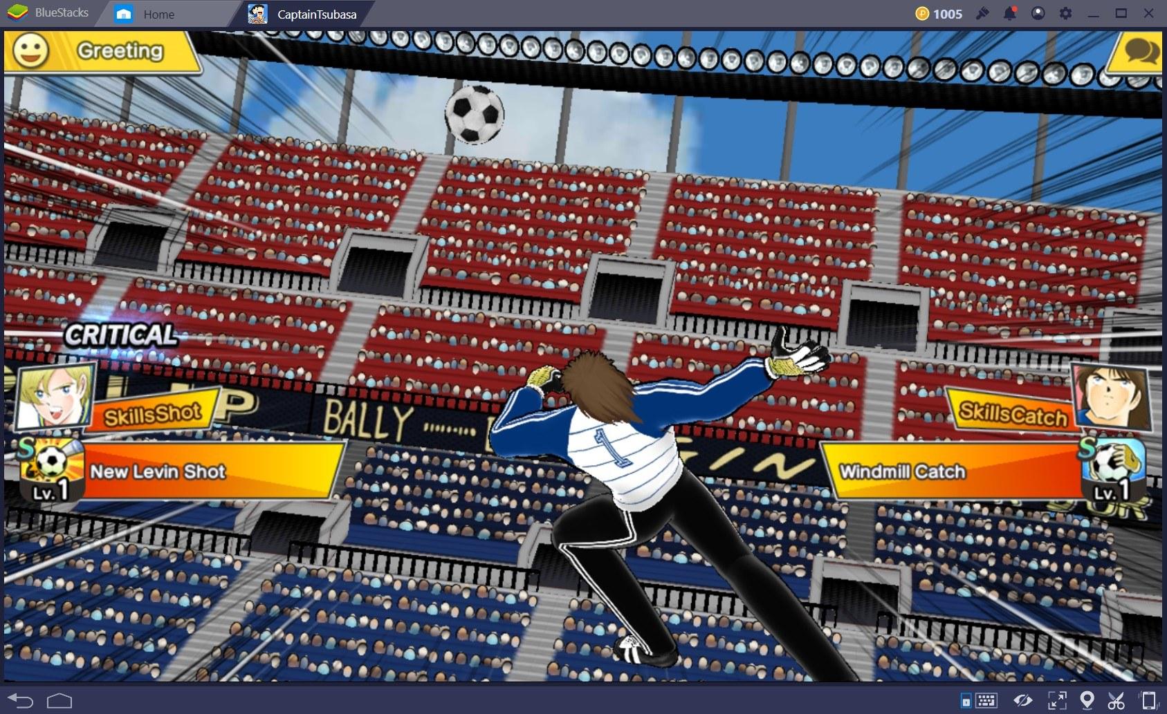 《足球小將翼:夢幻隊伍》新手玩家攻略指南