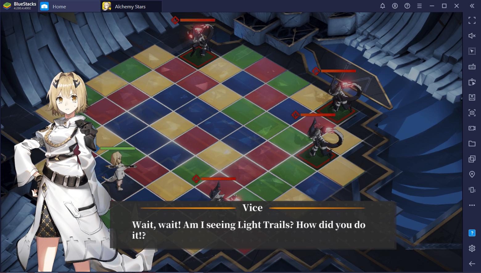 Cara Bermain Alchemy Stars via BlueStacks di PC!