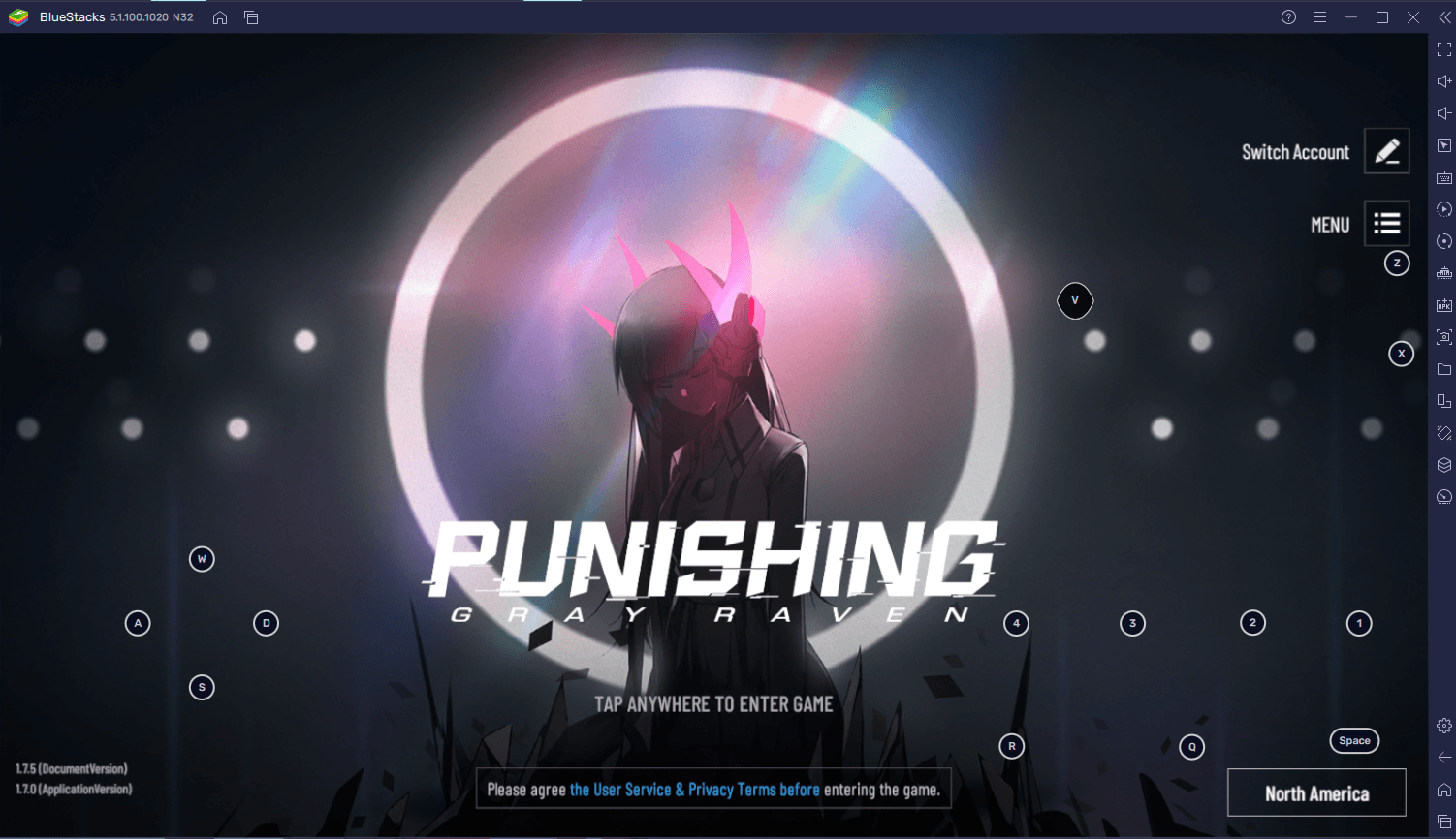 Cara Bermain Punishing: Gray Raven via BlueStacks di PC!
