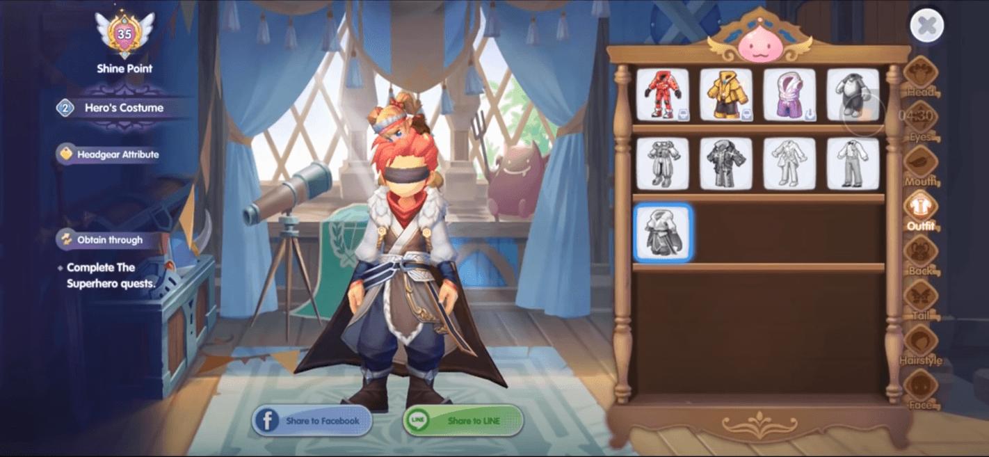 Tutorial Cara Mendapatkan Hero's Costume di Ragnarok X: Next Generation!