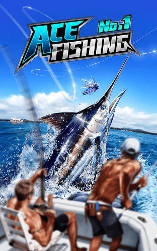 Chơi Ace Fishing: Wild Catch on pc 9