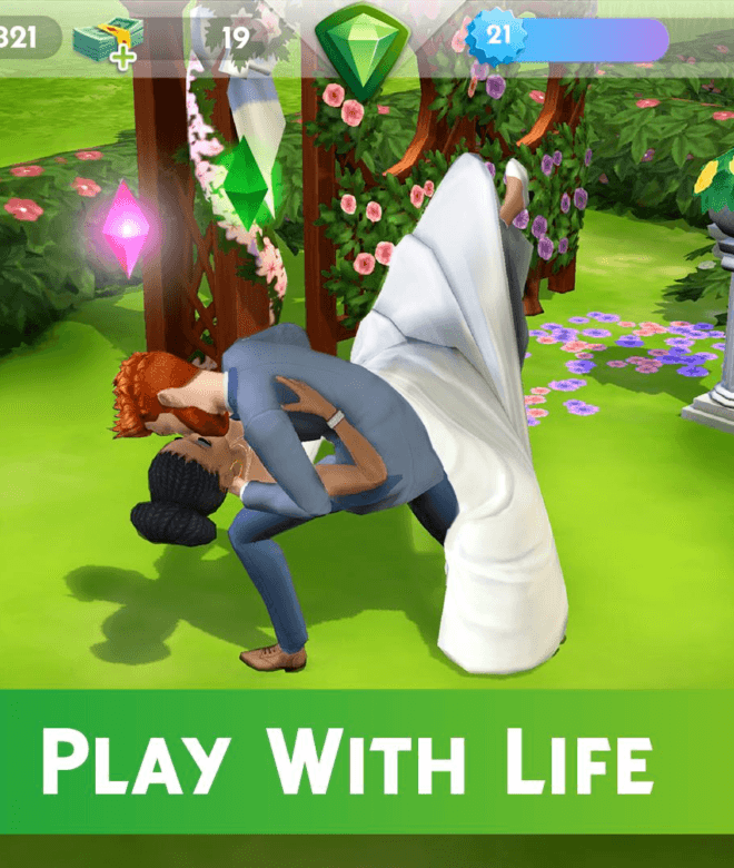 Play The Sims Mobile on PC 7