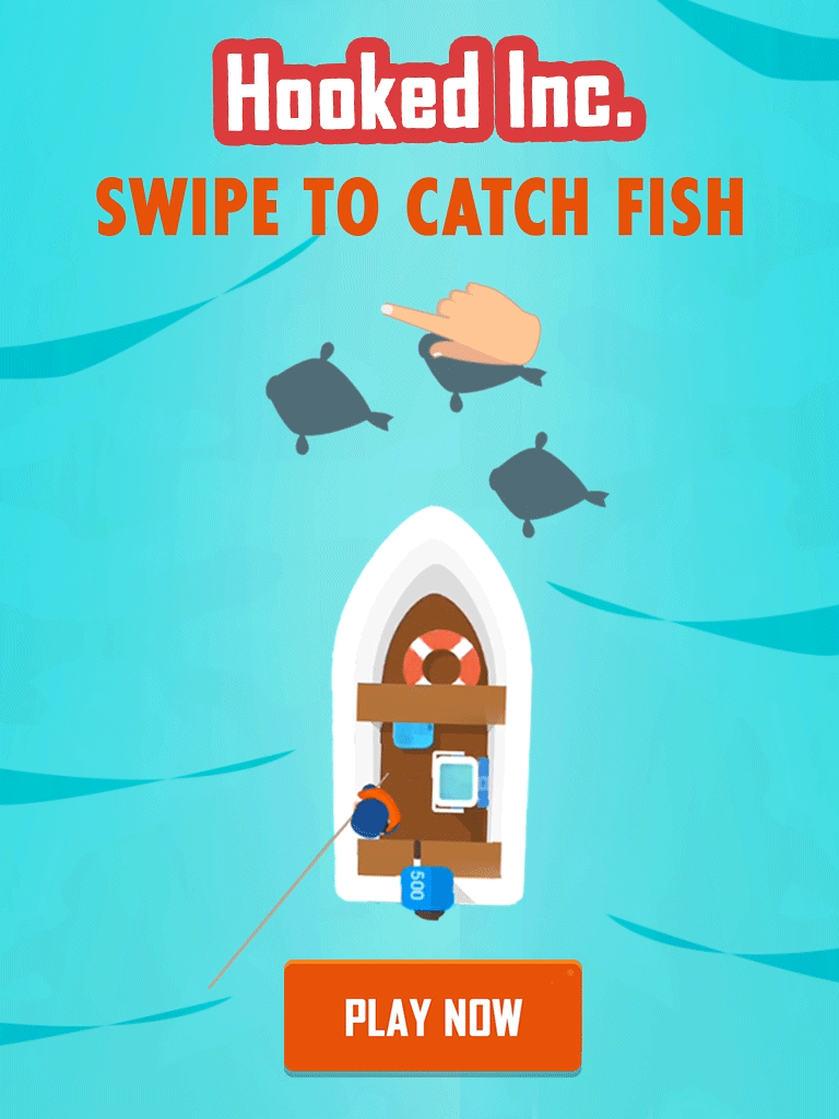 Download Hooked Inc: Fisher Tycoon on PC with BlueStacks