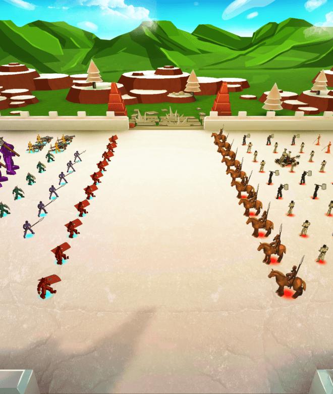 Играй Epic Battle Simulator На ПК 2