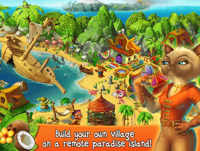 เล่น Island Village on pc 7