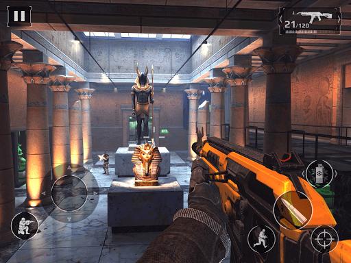 Modern Combat 5: Blackout İndirin ve PC'de Oynayın 7