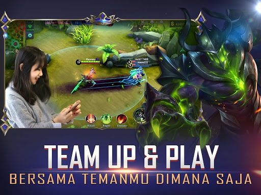 Main Mobile Legends: Bang bang on PC 10