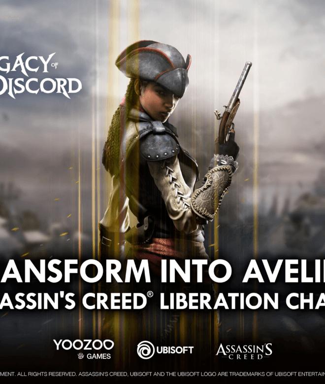 Chơi Legacy of Discord on PC 3