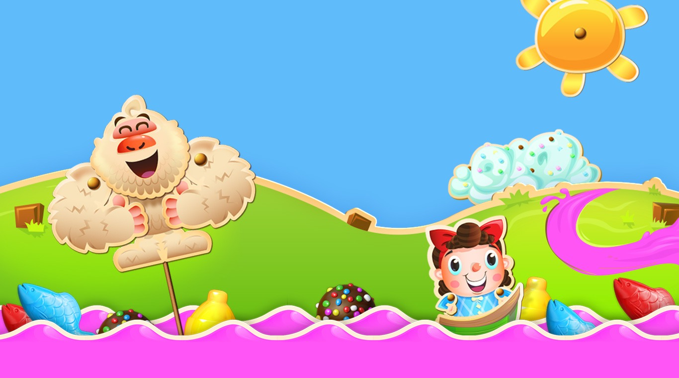Juega A Candy Crush Soda Saga En Mac Y Pc