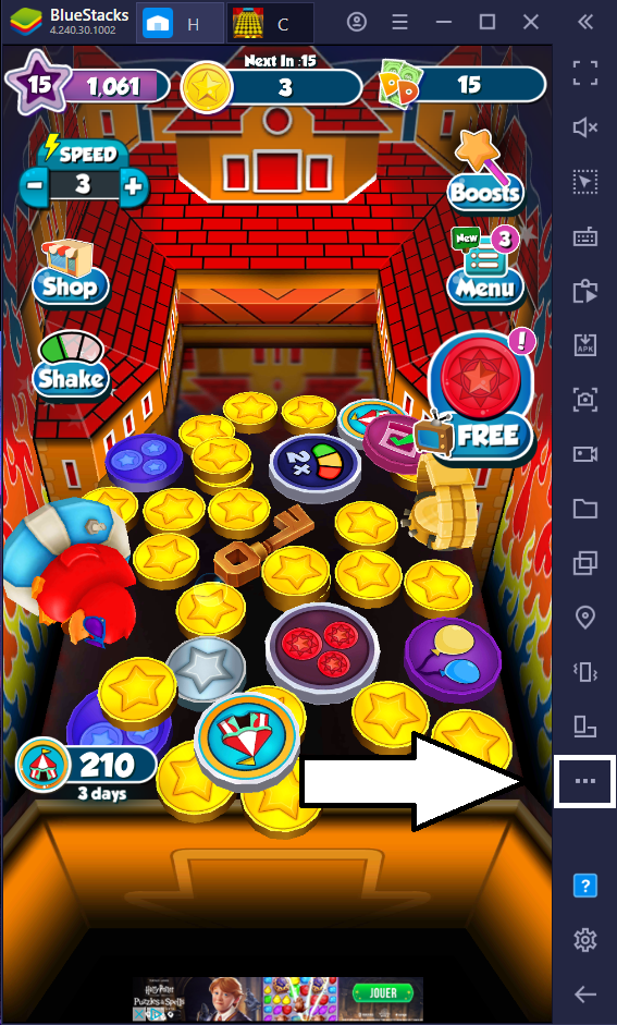 How to Use Scripts & Macros to Play Efficiently Coin Dozer: Sweepstakes
