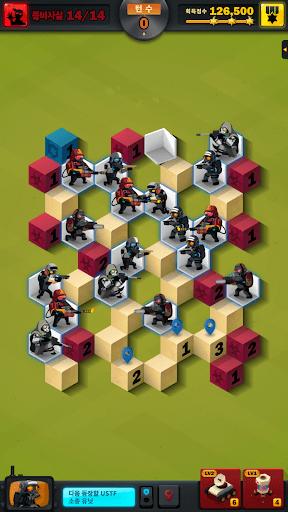 즐겨보세요 좀비 스위퍼 – 지뢰찾기 액션 퍼즐 on PC 19