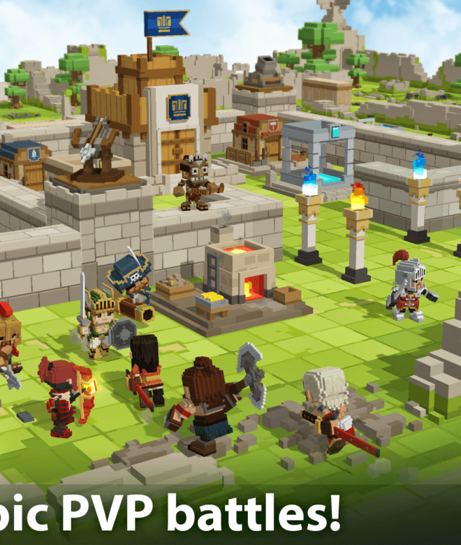 Play Craft Warriors on PC 5