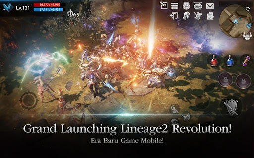 Main Lineage 2 Revolution on PC 13