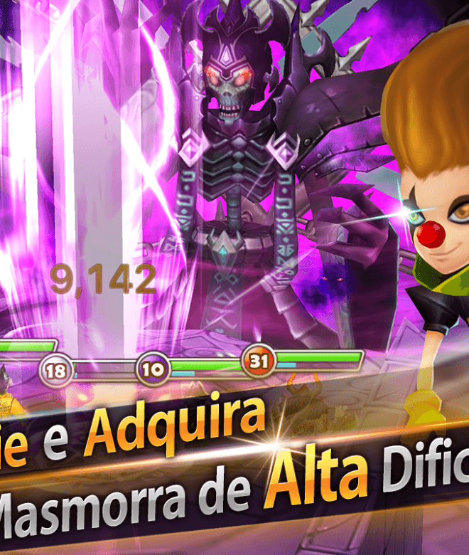 Jogue Summoners War Sky Arena para PC 14