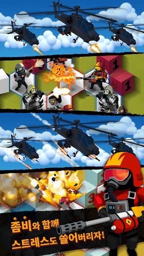 즐겨보세요 좀비 스위퍼 – 지뢰찾기 액션 퍼즐 on PC 9