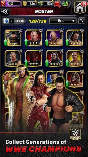 เล่น WWE Champions Free Puzzle RPG on PC 5