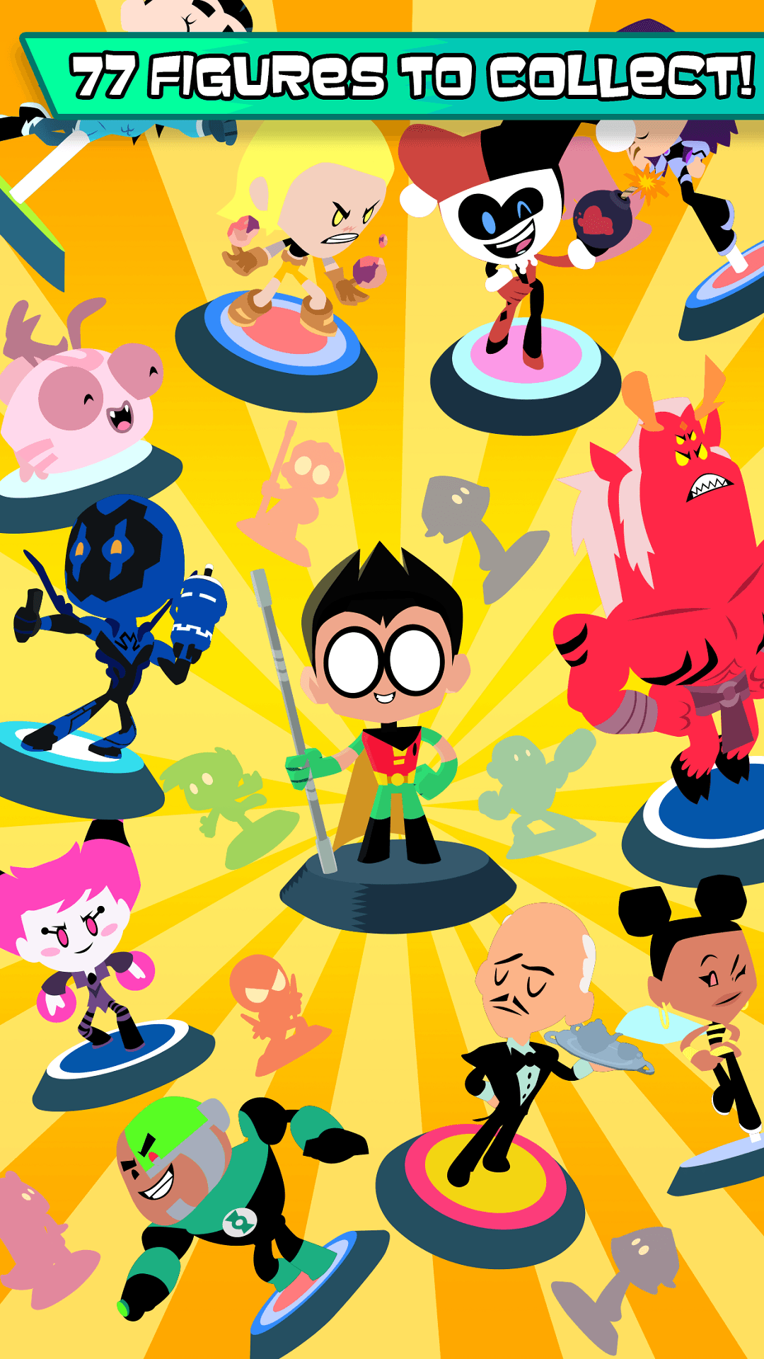 Download Teeny Titans  Teen Titans Go On Pc With Bluestacks-3132