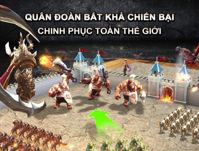 Chơi Magic Legion – Age of Heroes on PC 5