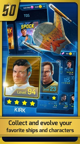 즐겨보세요 Star Trek ® – Wrath of Gems on PC 3
