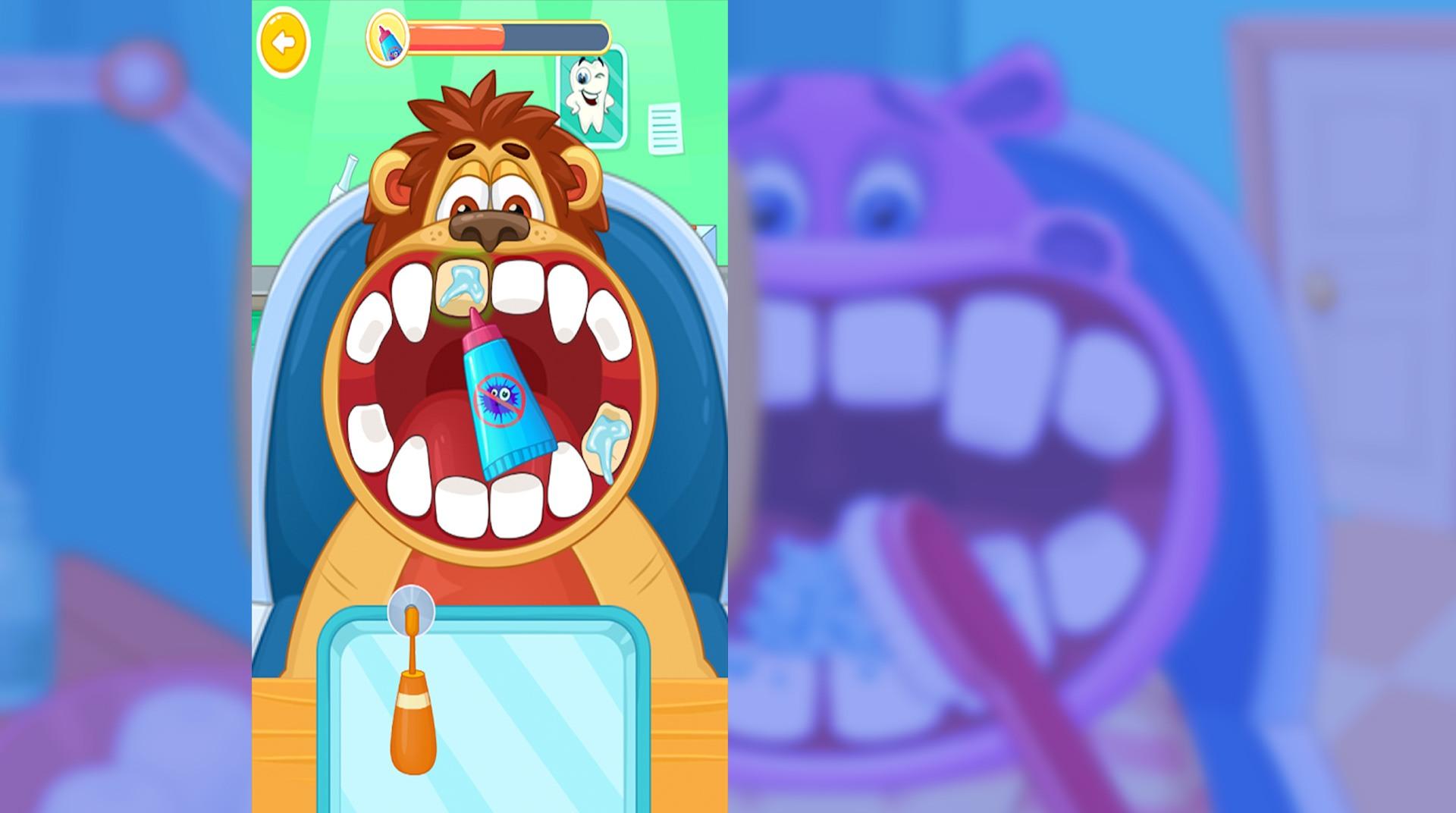Download Children's Doctor: Dentist on PC with BlueStacks