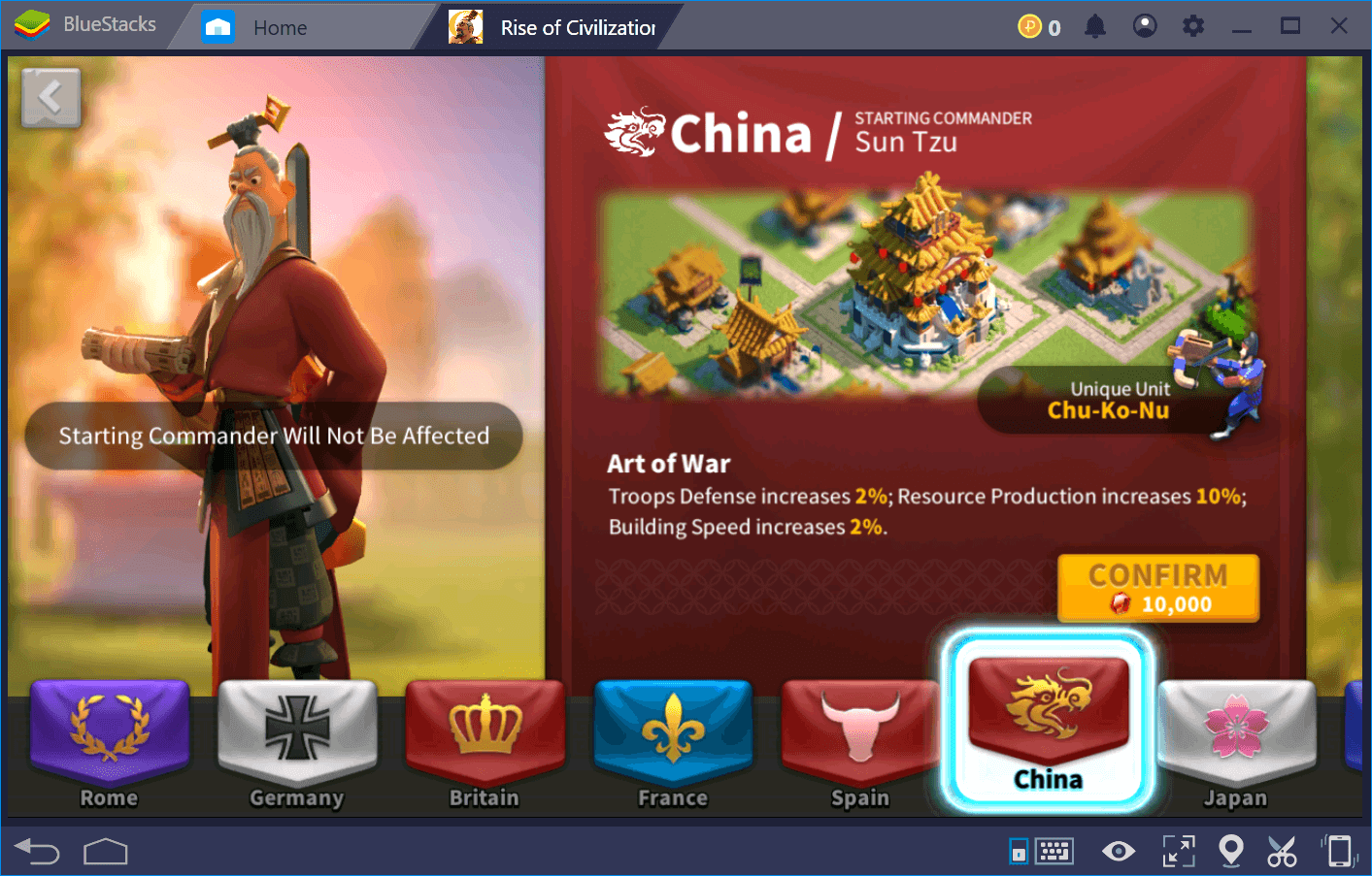 Best Tips and Tricks for Rise of Kingdoms   BlueStacks 4