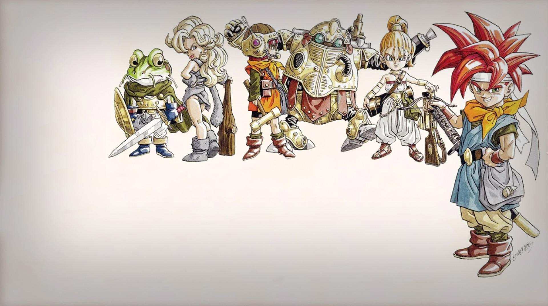 Download CHRONO TRIGGER (Update Ver ) on PC with BlueStacks