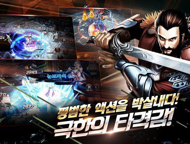즐겨보세요 Crasher: the god of battle on PC 4