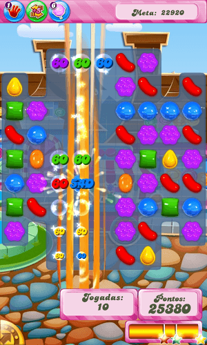 Jogue Candy Crush para PC 8